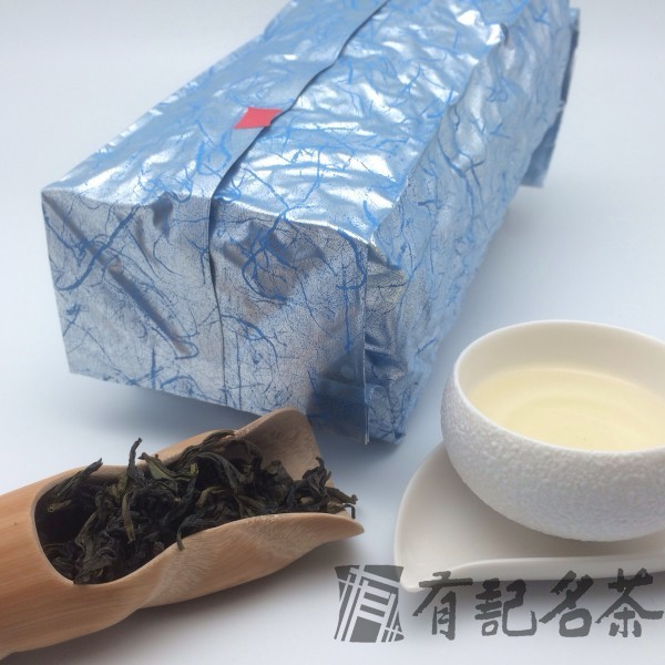 文山包種茶-800/斤 (限量) Wen Shan Pouchong Tea-Red label (Limited Edition)*
