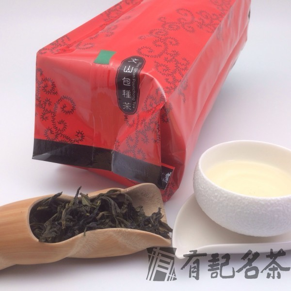 文山包種茶-2400/斤 Wen Shan Pouchong Tea-Green label
