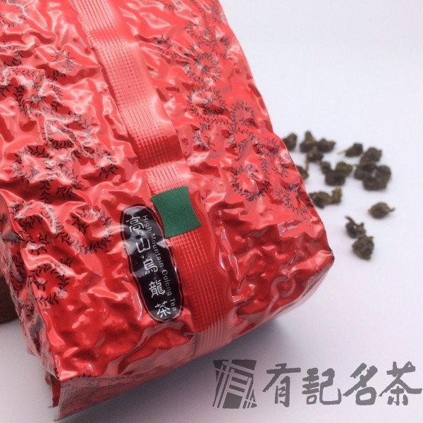 高山烏龍茶(清香)-2400/斤 High Mtn Oolong Tea-Green Label