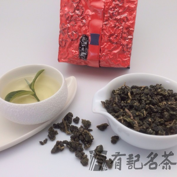 高山烏龍茶(清香)-3200/斤 High Mtn Oolong Tea-Blue Label