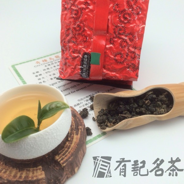 奇種烏龍茶-高山-2400/斤 Chi Chong Oolong-High Mtn.-Green Label