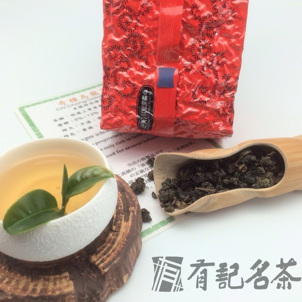 奇種烏龍茶-高山-3200/斤 Chi Chong Oolong-High Mtn.-Blue Label