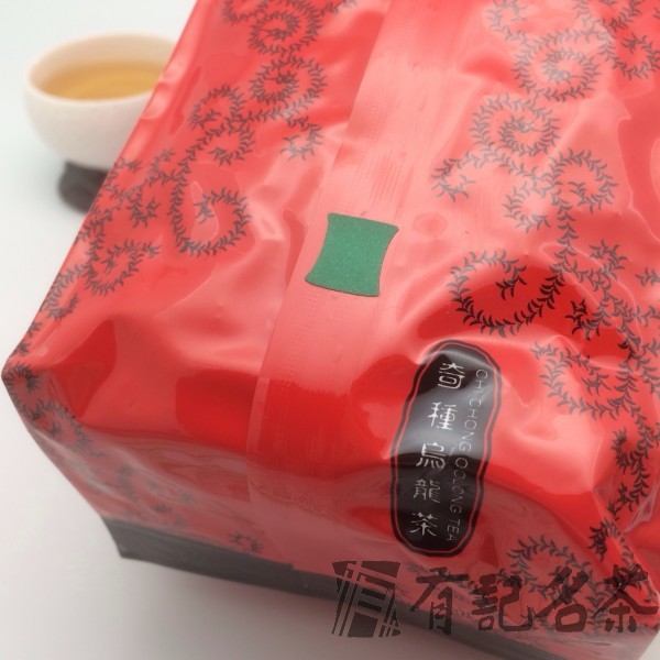 奇種烏龍茶-包種 -2400/斤 Chi Chong Oolong-Pouchong-Green Label