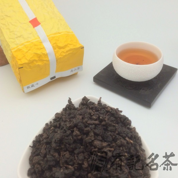 鐵觀音茶-1200/斤 Tieguanyin-Orange Label