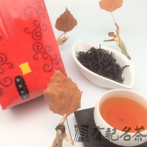 蜜香紅茶 Wang's Black Tea-Yellow Label