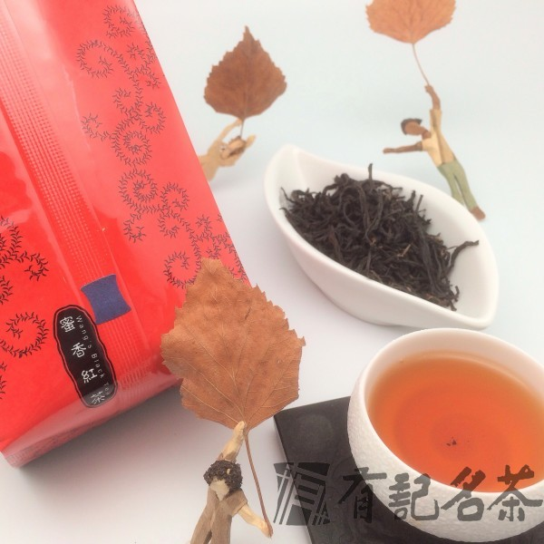 蜜香紅茶-冠軍(紅玉) Wang's Black Tea-Blue Label